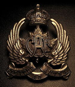Caf badge