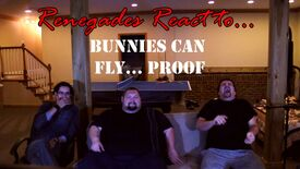 Bunnies can fly proof reaction