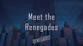 RENEGADES Blog Tour - Marissa Meyer Introduces The Renegades