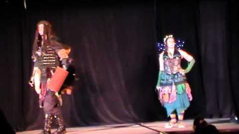 Wotan vs. Lolly Norwescon 34