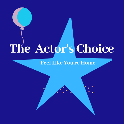 Show Logo Card of The Actor's Choice.
