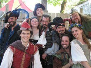2007 Fight Cast