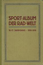 Sport-Album der Radwelt 1918-1919 small