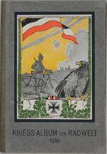 Kriegs-Album der Radwelt 1916