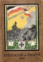 Kriegs-Album der Radwelt 1915