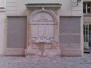 Monuments aux Morts Paris IX