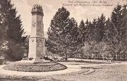 Bad Schmiedeberg (0SA) - Radfahrer-Bundes-Denkmal