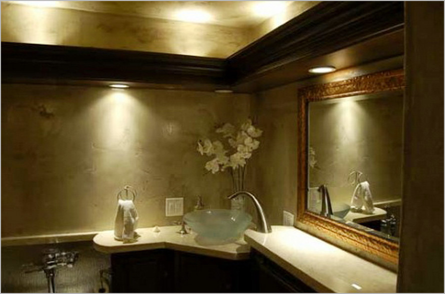 Charmant Bathroom Lighting Fixture  006