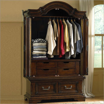 Pulaski-armoire-at-bedroomfurniture