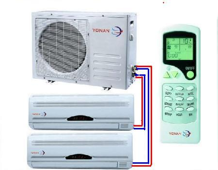 ductless mini splitsystem mini splits have numerous potential in residential commercial and buildings