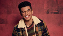 Jordan Fisher Mark