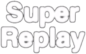 File:Super Replay tall logo - 300px.png