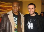 Mike Tyson's Punch-Out!! - Dan meeting Tyson