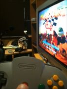 Super Mario 64 - Reiner's MK64 angle