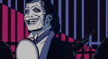 Pavi Largo, credits, comic style
