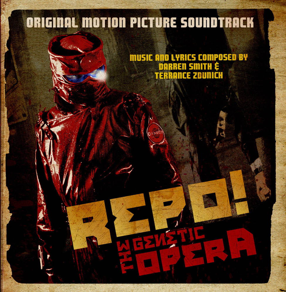 Repo! The Genetic Opera: Original Motion Picture Soundtrack | Repo ...