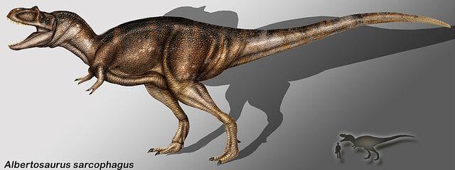 File:800px-Albertosaurus the name shouldnt be so long.jpg
