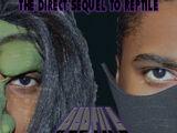 Reptile VS Crodra
