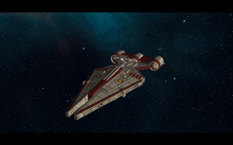 Arquitens Class Light Cruiser Republic At War Wiki Fandom