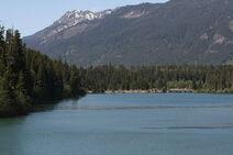 Lake Ticer Wisilla Natl Park