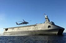 Sea Fighter class usa