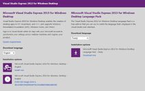 VisualStudio Express
