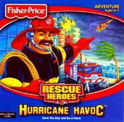 Rescue Heroes Hurricane Havoc