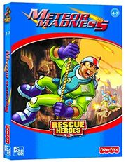 Rescue Heroes Meteor Madness