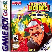 Rescue Heroes Fire Frenzy