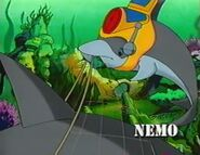 Rescue Heroes Nemo in Lava Alarm