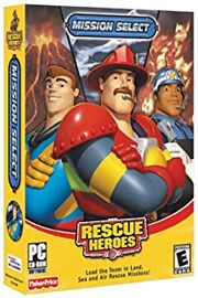 Rescue Heroes Mission Select
