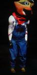 RERES Tough Zombie Skin007