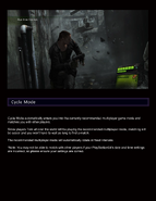Resident Evil 6 Online Manual Xbox One 3