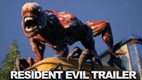 Resident Evil Damnation Debut Trailer