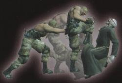 Kaitaishinsho arts - Krauser Stinger