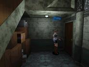 RE3 Darkroom Corridor 3