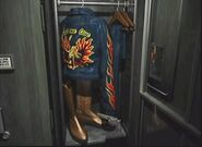 Special locker claire