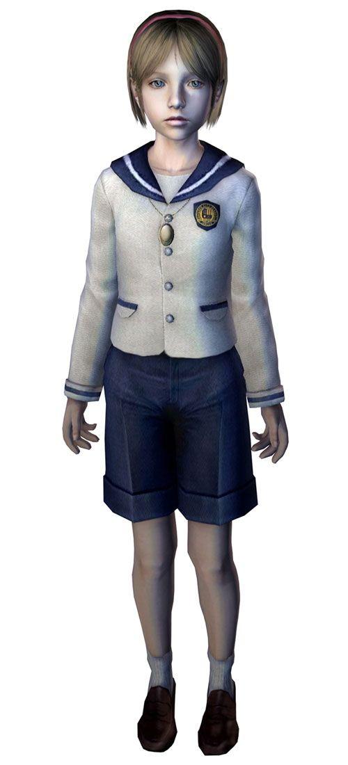 Sherry Birkin Resident Evil