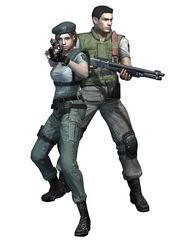 Chrs and Jill
