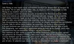 Leon y Ada Archivo
