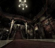 REmake background - Entrance hall - r106 00107