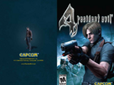 Resident Evil 4 PlayStation 2 manual