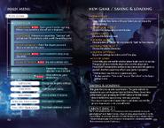Resident Evil 6 Online Manual Xbox 360 4