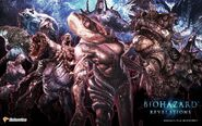 Biohazard Revelations Pachislot Wallpaper 9