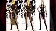 Devil May Cry HD concept art - Trish 6