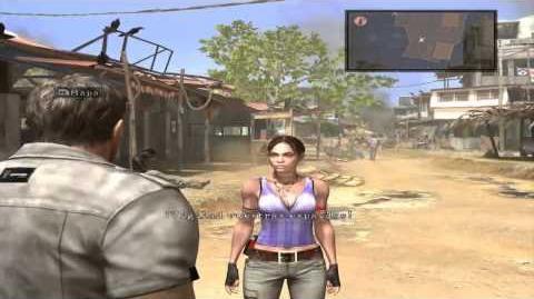 Easter Eggs en Resident Evil 5