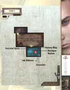 Resident Evil Zero Official Strategy Guide - page 113