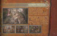 Salazar archives II creature