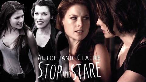 ►Alice and Claire - Stop and Stare