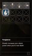RESIDENT EVIL 7 biohazard Skill Vengeance